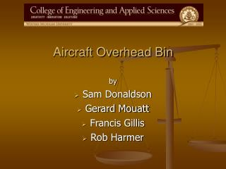 Aircraft Overhead Bin