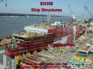 Program of Ship Salvage Engineering POSSE Introduction