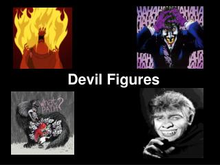 Devil Figures