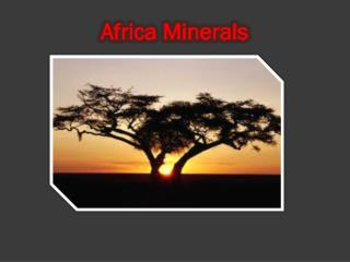 Africa Minerals