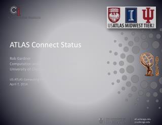 ATLAS Connect Status