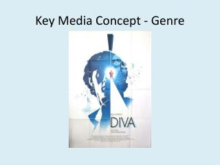 Key Media Concept - Genre