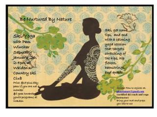 Be Nurtured By Nature