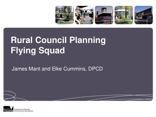 Rural Council Planning Flying Squad