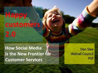 Happy customers 2.0