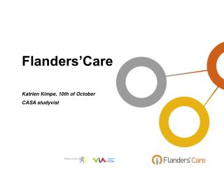 Flanders'Care Katrien  Kimpe , 10th of  October CASA  studyvist