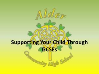 Supporting Your Child Through GCSEs