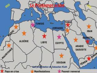 Le Printemps arabe