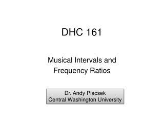 DHC 161