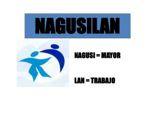 NAGUSILAN