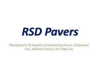 R S D Pavers