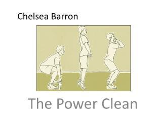 Chelsea Barron