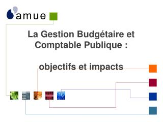 L a Gestion Budgétaire et Comptable Publique : objectifs et impacts
