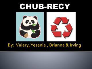 By:  Valery, Yesenia , Brianna & Irving
