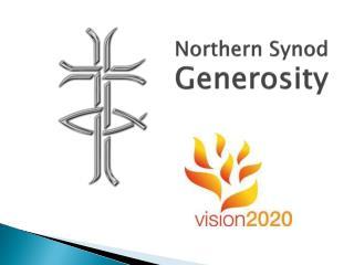Northern Synod Generosity