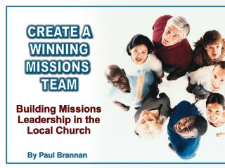 Building Missions Leadership in the Local Church
