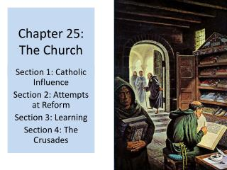 Chapter 25: The Church