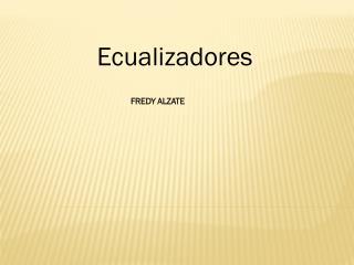 FREDY  ALZATE