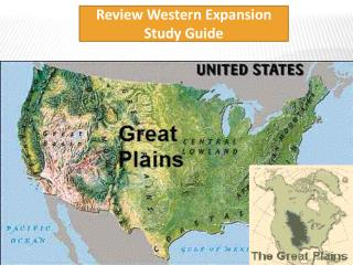 Review Western Expansion Study Guide