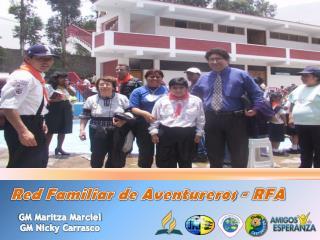 Red Familiar de Aventureros - RFA
