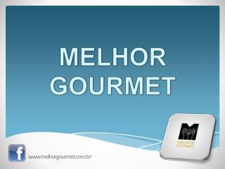 MELHOR GOURMET