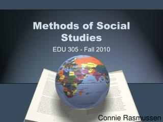 Methods of Social Studies