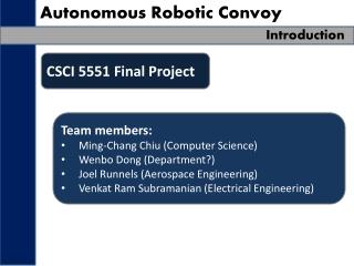 Robots Slides
