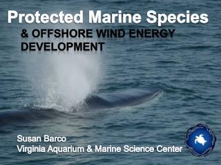 Protected Marine Species