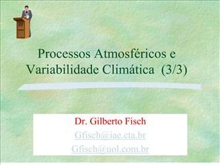 Processos Atmosf