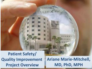Patient Safety/ Quality Improvement  Project Overview