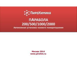 Москва 2014 www.pirohim.ru