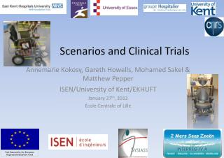 Scenarios and Clinical Trials