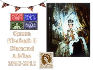 Queen Elizabeth II Diamond Jubilee 1952-2012