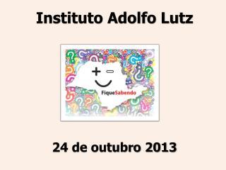 Instituto Adolfo Lutz