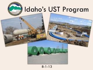 Idaho's UST Program