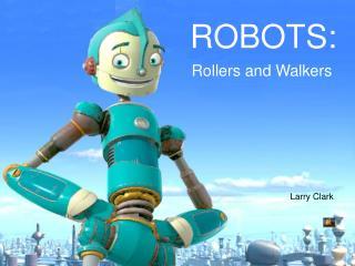 WHEELED ROBOTS
