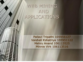 WEB MINING AND nb