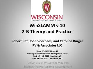 University of Wisconsin-Madison Engineering Professional Development