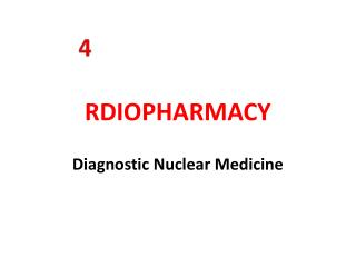 RDIOPHARMACY