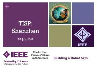 TISP Presentation: Build Your Own Robot Arm