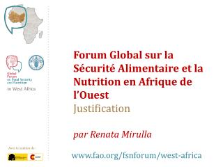 www.fao.org / fsnforum /west- africa