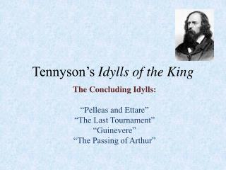 Tennyson's  Idylls of the King