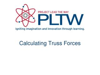 Calculating Truss Forces
