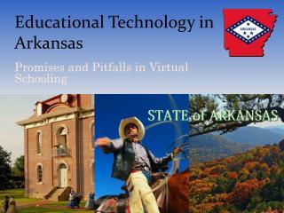 Educational Technology in Arkansas