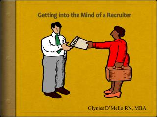 Getting into the Mind of a Recruiter