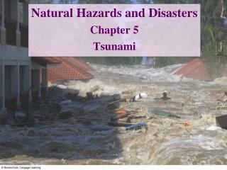 Natural Hazards and Disasters Chapter 5  Tsunami