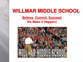 WILLMAR MIDDLE SCHOOL