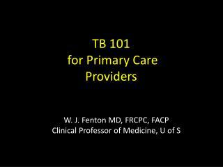 W. J. Fenton MD, FRCPC, FACP Clinical  Professor of Medicine, U of S