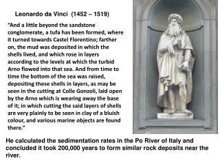 Leonardo  da  Vinci  (1452– 1519)