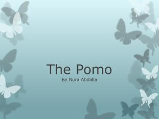 The Pomo By  Nura Abdalla